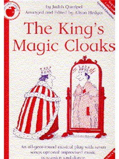 Judith Queripel: The King's Magic Cloaks (Teacher's Book) Books | Piano, Vocal & Guitar