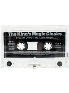 Judith Queripel: The King's Magic Cloaks (Cassette)  | Piano, Voice