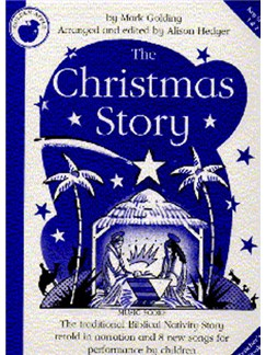 Mark Golding: The Christmas Story (Teacher's Book) Books | Piano, Vocal & Guitar