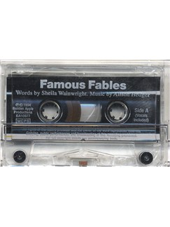 Alison Hedger: Famous Fables (Cassette)  | Piano, Voice