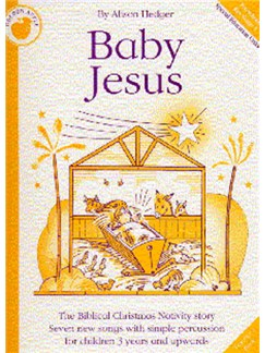 Alison Hedger: Baby Jesus (Teacher's Book) Books | Piano, Vocal & Guitar