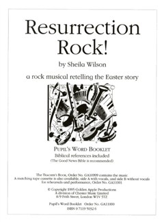 Sheila Wilson: Resurrection Rock! (Pupil's Book) Libro |