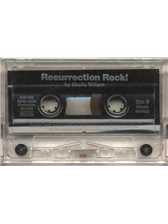 Sheila Wilson: Resurrection Rock! (Cassette)  | Piano, Voice