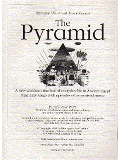 Alison Carver/Susan Pleat: The Pyramid (Pupil's Book) Books | Choral