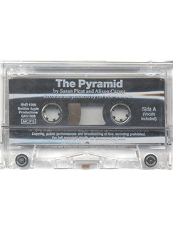 Alison Carver/Susan Pleat: The Pyramid (Cassette)  | Piano, Voice
