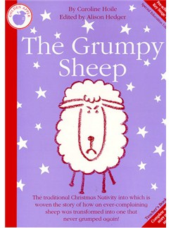 Caroline Hoile: The Grumpy Sheep (Teacher's Book) Books | Piano, Vocal & Guitar