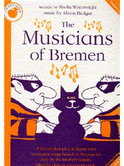 Alison Hedger/Sheila Wainwright: The Musicians Of Bremen (Teacher's Book) Books | Piano, Vocal & Guitar