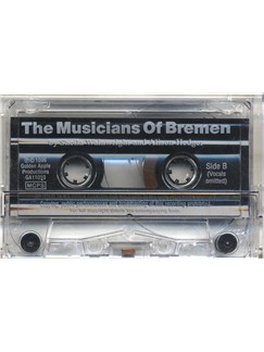 Alison Hedger/Sheila Wainwright: The Musicians Of Bremen (Cassette)  | Piano, Voice