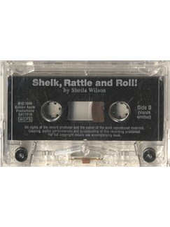 Sheila Wilson: Sheik, Rattle And Roll (Cassette)  | Piano, Voice