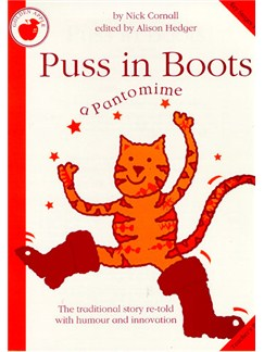 Nick Cornall: Puss In Boots (Teacher's Book) Books | Piano, Vocal & Guitar