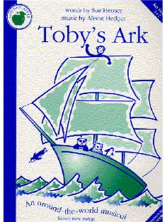 Sue Heaser/Alison Hedger: Toby's Ark (Teacher's Book) Libro | Coral(Diagramas), Piano, Voz y Guitarra(Diagramas)