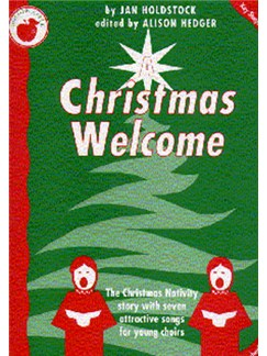 Jan Holdstock: A Christmas Welcome (Teacher's Book) Books | Piano, Vocal & Guitar