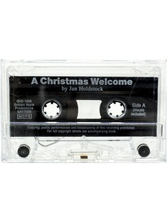 Jan Holdstock: A Christmas Welcome (Cassette)  | Piano, Voice