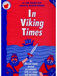 Jan Holdstock: In Viking Times (Teacher's Book) Books | Piano, Vocal & Guitar