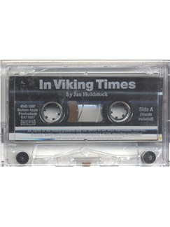 Jan Holdstock: In Viking Times (Cassette)  | Piano, Voice