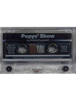 Debbie Campbell: Pepy's Show (Cassette)  | Piano, Voice