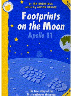 Jan Holdstock: Footprints On The Moon - Apollo 11 (Teacher's Book) Books | Piano, Vocal & Guitar