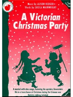 Alison Hedger/Sheila Wainwright: A Victorian Christmas Party (Teacher's Book) Books | Piano, Vocal & Guitar