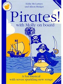 Eddie McCartney: Pirates (Teacher's Book) Books   Piano, Vocal & Guitar