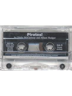 Eddie McCartney: Pirates (Cassette)  | Piano, Voice