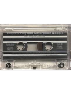 Douglas Wootton: Tadpole Rag And Caterpillar Boogie (Cassette)  | Piano, Voice