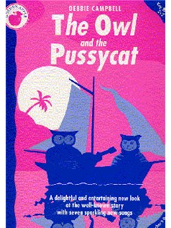 Debbie Campbell: The Owl And The Pussycat (Teacher's Book) Books | Piano, Vocal & Guitar(with Chord Symbols)