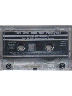 Debbie Campbell: The Owl And The Pussycat (Cassette)  | Piano, Voice