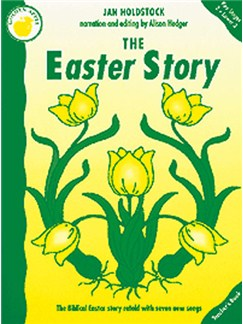 Jan Holdstock: The Easter Story (Teacher's Book) Books | Recorder, Voice, Piano Accompaniment