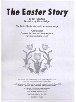 Jan Holdstock: The Easter Story (Pupil's Book) Books |