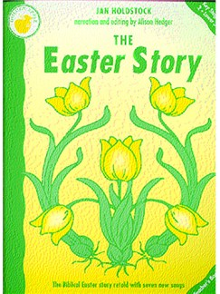 Jan Holdstock: The Easter Story (Cassette)  | Recorder, Voice, Piano Accompaniment