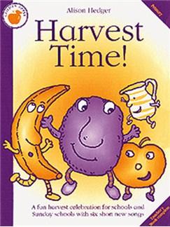 Alison Hedger: Harvest Time! (Teacher's Book) Books | Percussion, Recorder, Voice, Piano Accompaniment