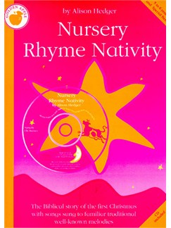 Alison Hedger: Nursery Rhyme Nativity (Teacher's Book/CD) Books and CDs | Piano, Vocal & Guitar