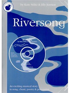 Jill Jarman/Kate Stilitz: Riversong (Teacher's Book/CD) Books and CDs | Piano, Vocal & Guitar