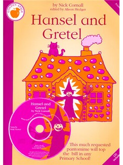 Nick Cornall: Hansel And Gretel (Teacher's Book/CD) Books and CDs | Piano, Vocal & Guitar