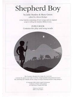 Julie Stanley/Mary Green: Shepherd Boy (Pupil's Book) Libro |