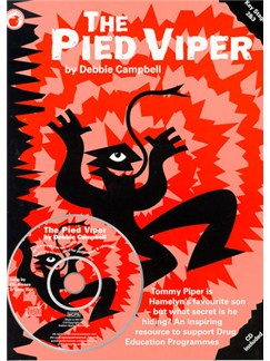 Debbie Campbell: The Pied Viper (Teacher's Book/CD) Books and CDs | Piano, Vocal & Guitar (with Chord Symbols)