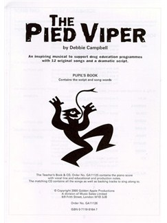 Debbie Campbell: The Pied Viper (Pupil's Book) Books |