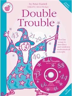 Peter Fardell: Double Trouble (Teacher's Book/CD) Books and CDs | Piano, Vocal & Guitar