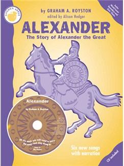 Graham Royston: Alexander (Teacher's Book/CD) Books and CDs   Piano, Vocal & Guitar