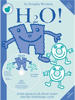 Douglas Wootton: H2O! (Teacher's Book/CD) Books and CDs | Piano, Vocal & Guitar