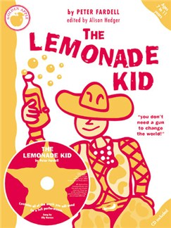 Peter Fardell: The Lemonade Kid (Teacher's Book/CD) Books and CDs | Piano, Vocal & Guitar