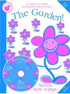 Jennifer S. Porter/Hedger: The Garden! (Teacher's Book/CD) Books and CDs | Piano, Vocal & Guitar