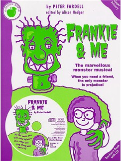 Peter Fardell: Frankie And Me (Teacher's Book/CD) Books and CDs | Piano, Vocal & Guitar (with Chord Symbols)