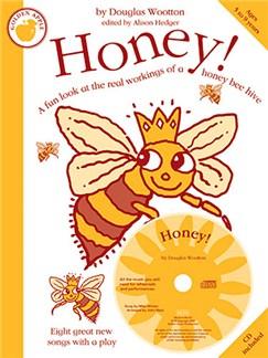 Douglas Wootton: Honey! (Teacher's Book/CD) Books and CDs | Unison Voice, Piano Accompaniment
