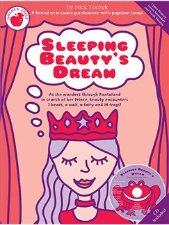 Nick Toczek: Sleeping Beauty's Dream (Teacher's Book/CD) Books and CDs | Unison Voice, Piano Accompaniment