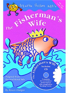 Bitesize Golden Apple: The Fisherman's Wife Books and CDs | Unison Voice, Piano Accompaniment