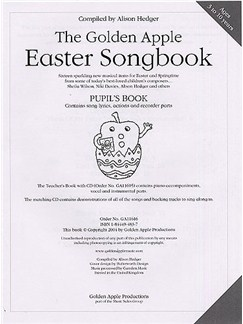 The Golden Apple Easter Songbook (Pupil's Book) Books | Recorder, Unison Voice