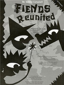 Debbie Campbell: Fiends Reunited (Pupil's Book) Libro |