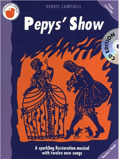 Debbie Campbell: Pepys' Show - Teacher's Book (Book and CD) Books and CDs | Piano, Vocal & Guitar