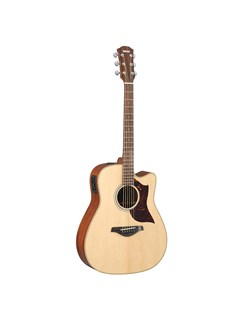 Yamaha: A1M A-Series Electro-Acoustic Guitar (with Hardcase) Instruments | Electro-Acoustic Guitar